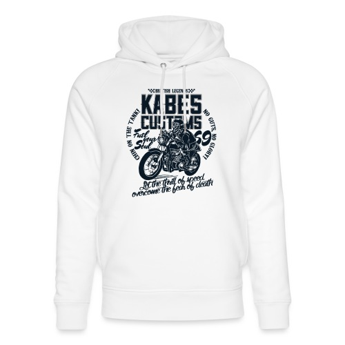 Fuel your Soul - Unisex Organic Hoodie by Stanley & Stella