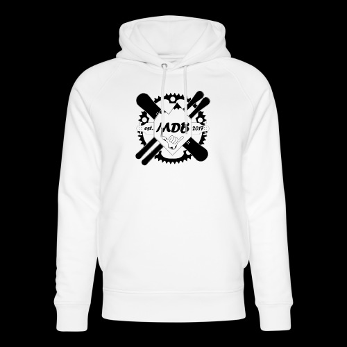 Madabe Logo Shirt - Unisex Bio-Hoodie von Stanley & Stella