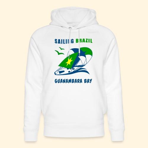 Sailing Brazil - Unisex Organic Hoodie by Stanley & Stella