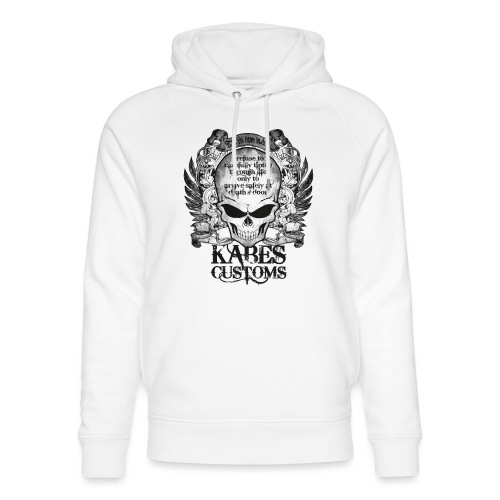 Kabes Tiptoe T-Shirt - Unisex Organic Hoodie by Stanley & Stella