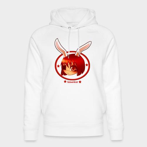 Geneworld - Bunny girl pirate - Sweat à capuche bio Stanley & Stella unisexe