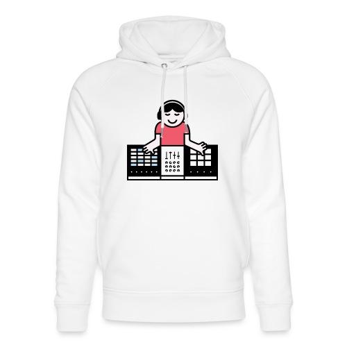 Ableto DJ - Uniseks bio-hoodie van Stanley & Stella