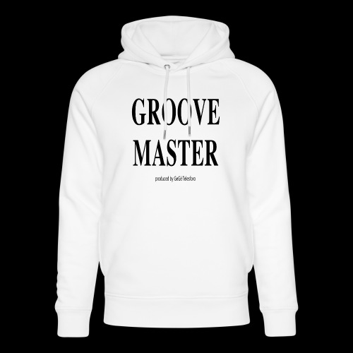 Groove Master2 - Felpa con cappuccio ecologica unisex di Stanley & Stella