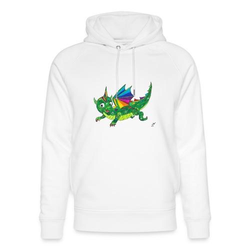 happy dragon - Unisex Bio-Hoodie von Stanley & Stella