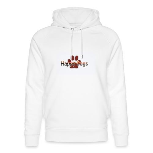 Happy dogs - Unisex Bio-Hoodie von Stanley & Stella