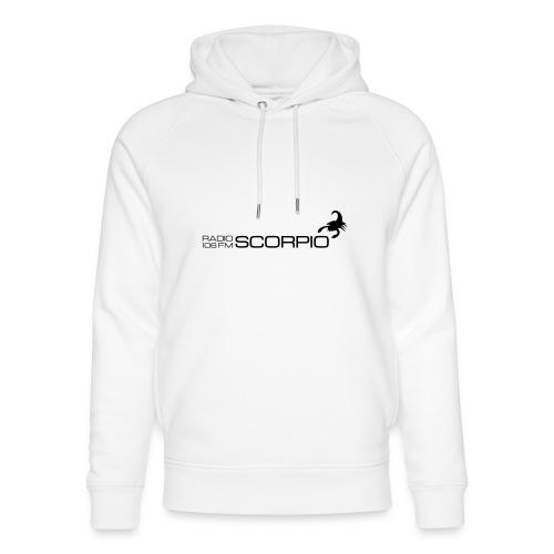 scorpio logo - Uniseks bio-hoodie van Stanley & Stella