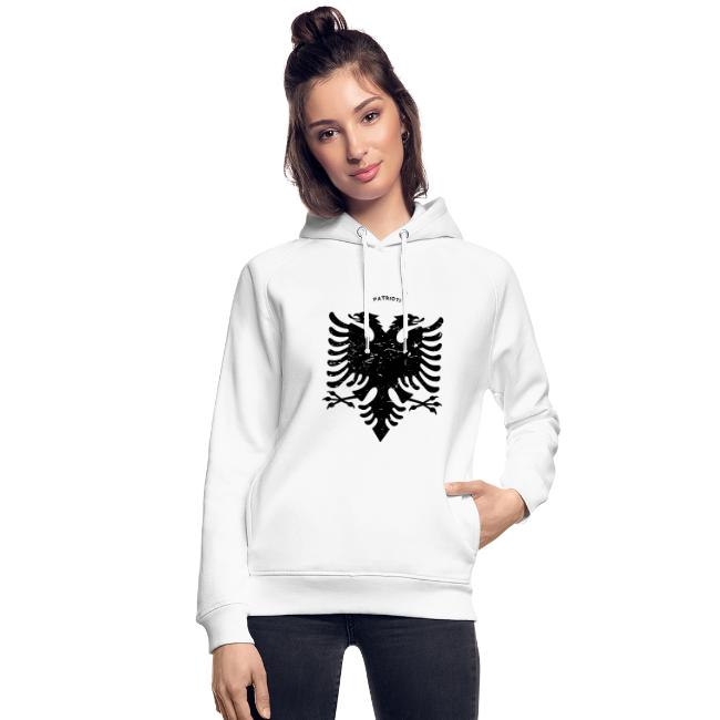 Albanischer Adler im Vintage Look - Patrioti