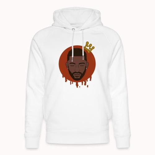 Black King - Uniseks bio-hoodie van Stanley & Stella