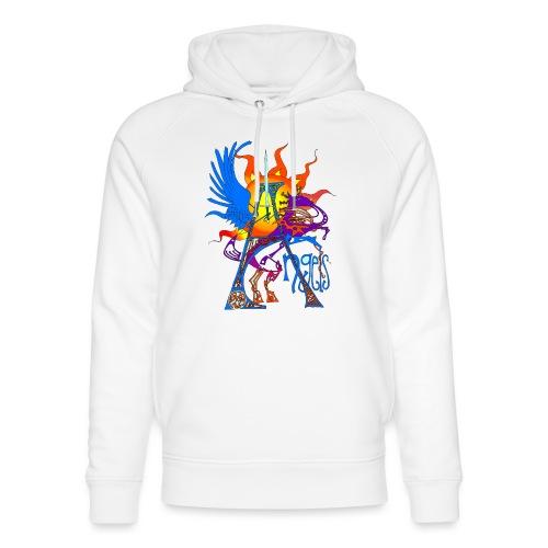 Angel Messenger - Unisex Organic Hoodie by Stanley & Stella