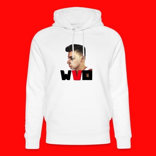 WVO OFFICIAL - Unisex Organic Hoodie by Stanley & Stella
