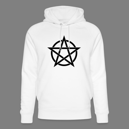pentagramm - Unisex Bio-Hoodie von Stanley & Stella