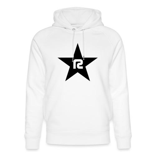 R STAR - Unisex Bio-Hoodie von Stanley & Stella