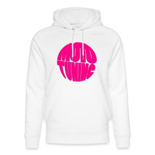 MotoTuning Pink - Unisex Organic Hoodie by Stanley & Stella