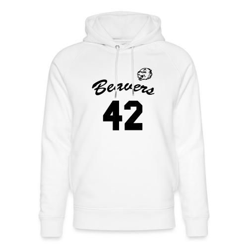Beavers front - Uniseks bio-hoodie van Stanley & Stella