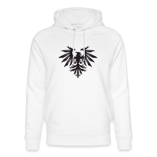NEW Bird Logo Small - Unisex Organic Hoodie by Stanley & Stella