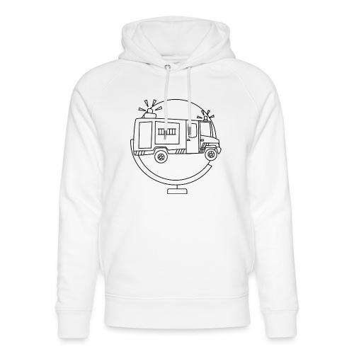 Brandweer camper - Uniseks bio-hoodie van Stanley & Stella
