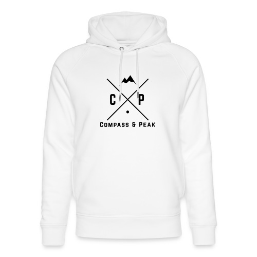 Original Compass & Peak Collection - Unisex Organic Hoodie by Stanley & Stella