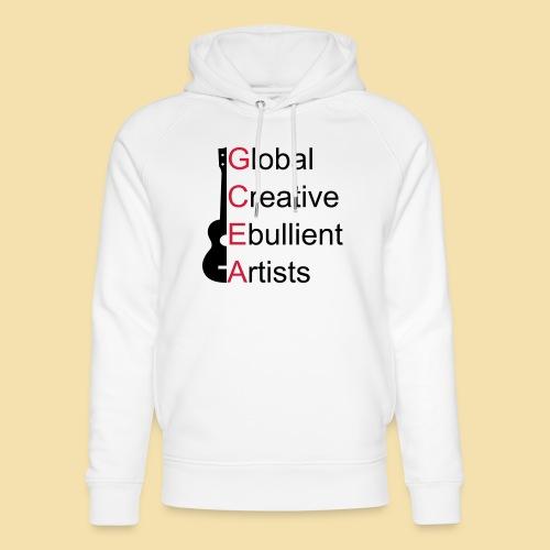 GCEA Global Creative Ebullient Artists - Unisex Bio-Hoodie von Stanley & Stella