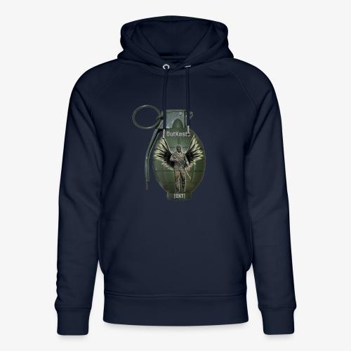 grenadearma3 png - Unisex Organic Hoodie by Stanley & Stella