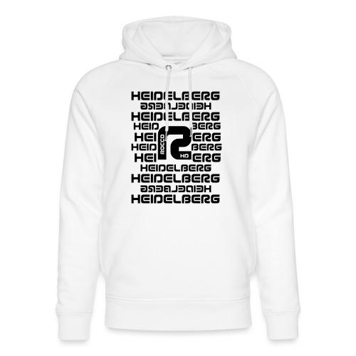 Heidelberg - Unisex Bio-Hoodie von Stanley & Stella