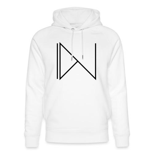 Icon on sleeve - Uniseks bio-hoodie van Stanley & Stella