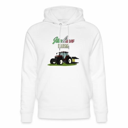 Italian Farm official T-SHIRT - Felpa con cappuccio ecologica unisex di Stanley & Stella