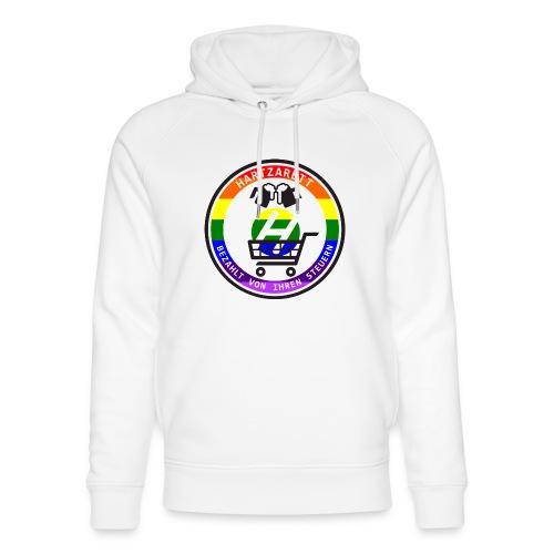 Hartzarett Pride - Unisex Bio-Hoodie von Stanley & Stella
