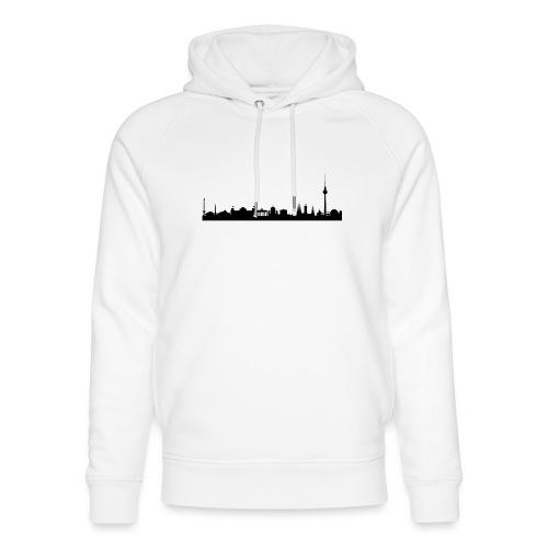 berlin skyline - Unisex Bio-Hoodie von Stanley & Stella