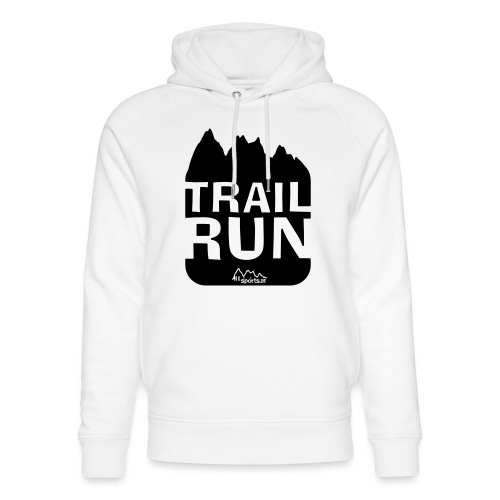 Trail Run - Unisex Bio-Hoodie von Stanley & Stella