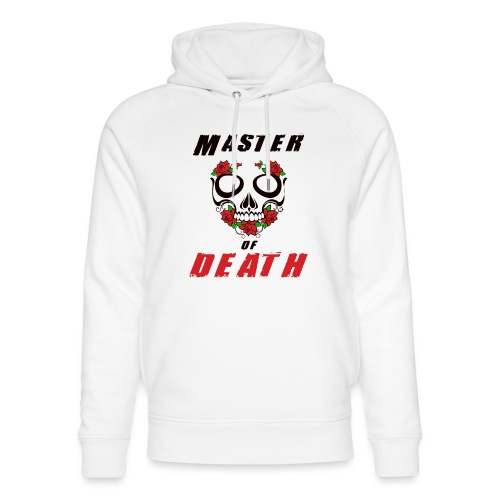 Master of death - black - Ekologiczna bluza z kapturem typu unisex Stanley & Stella
