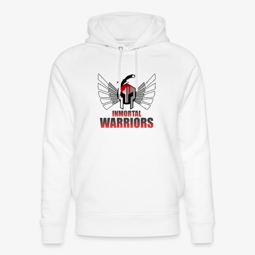 The Inmortal Warriors Team - Unisex Organic Hoodie by Stanley & Stella