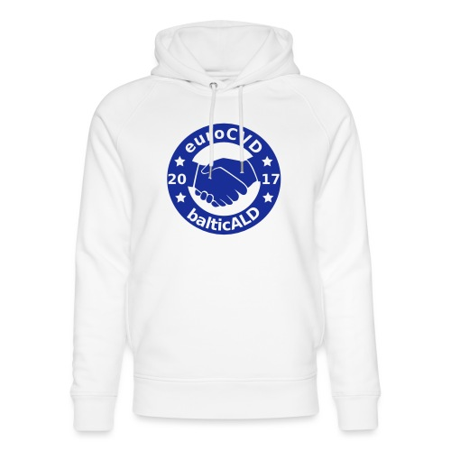 Joint EuroCVD-BalticALD conference womens t-shirt - Unisex Organic Hoodie by Stanley & Stella