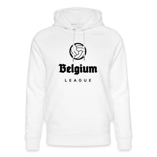 Belgium football league belgië - belgique - Sweat à capuche bio Stanley & Stella unisexe