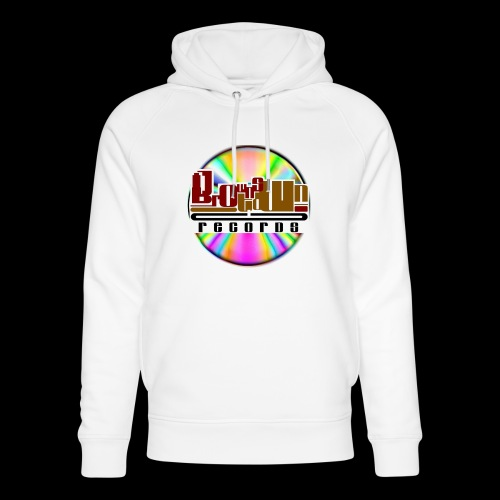 BROWNSTOWN RECORDS - Unisex Organic Hoodie by Stanley & Stella