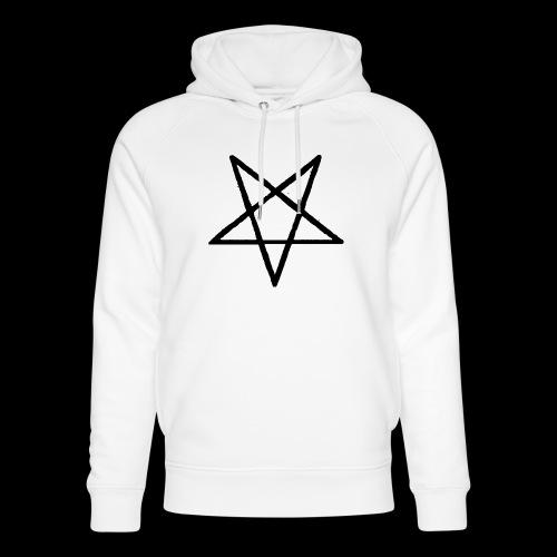 Pentagram2 png - Unisex Bio-Hoodie von Stanley & Stella