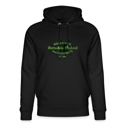 Barnabas (H.P. Lovecraft) - Unisex Organic Hoodie by Stanley & Stella