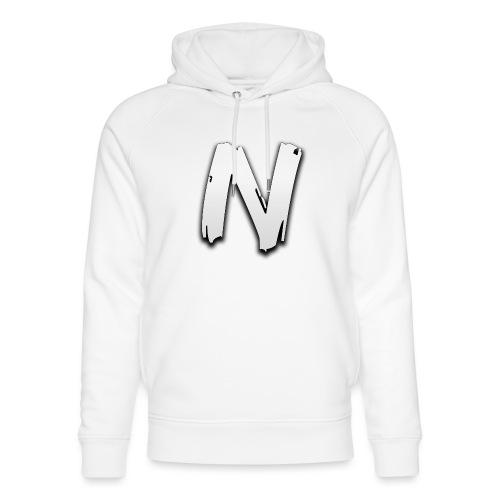 NormalNick LOGO - Uniseks bio-hoodie van Stanley & Stella