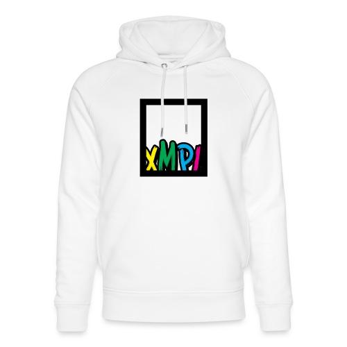 XMPL T-shirt N°1 - Felpa con cappuccio ecologica unisex di Stanley & Stella