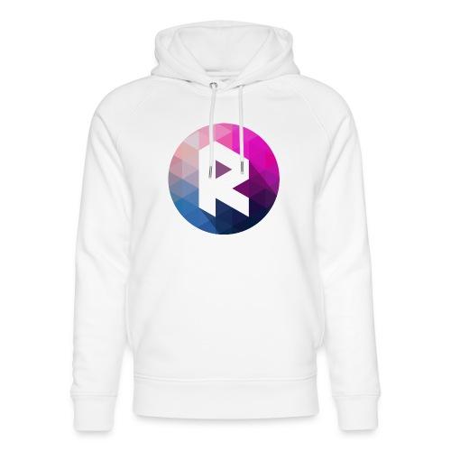 radiant logo - Unisex Organic Hoodie by Stanley & Stella