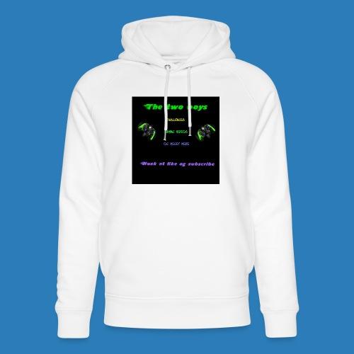 LUISJAKUBINTRO-jpg - Stanley & Stella unisex hoodie af økologisk bomuld