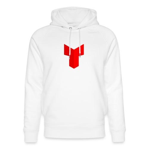 redcross-png - Uniseks bio-hoodie van Stanley & Stella