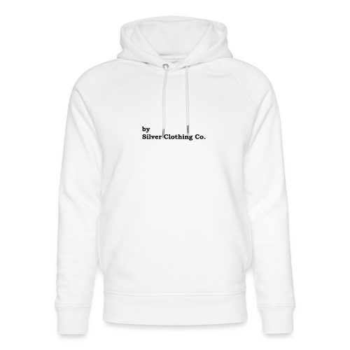by Silver Clothing Co. - Stanley & Stella unisex hoodie af økologisk bomuld