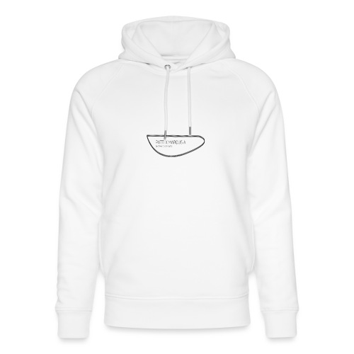 PATTI X MARQUSIA by Silver Clothing Co. - Stanley & Stella unisex hoodie af økologisk bomuld