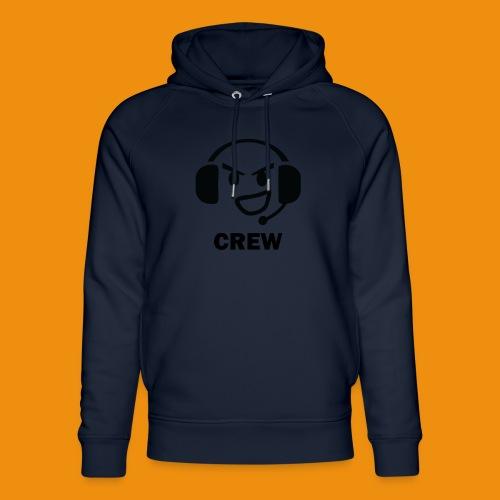 T-shirt-front - Stanley & Stella unisex hoodie af økologisk bomuld
