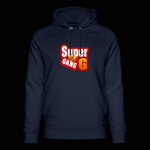 SuperG-Gang - Stanley & Stella unisex hoodie af økologisk bomuld