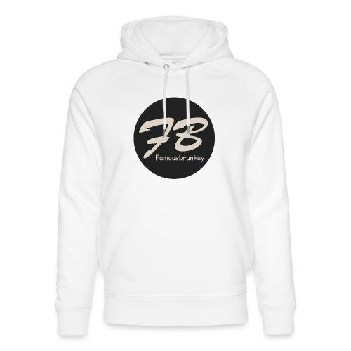 TSHIRT-FAMOUSBRUNKEY - Uniseks bio-hoodie van Stanley & Stella