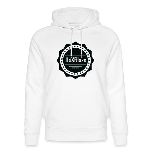 ItsXBlaze Logo 2 V-Neck Option 1 - Uniseks bio-hoodie van Stanley & Stella