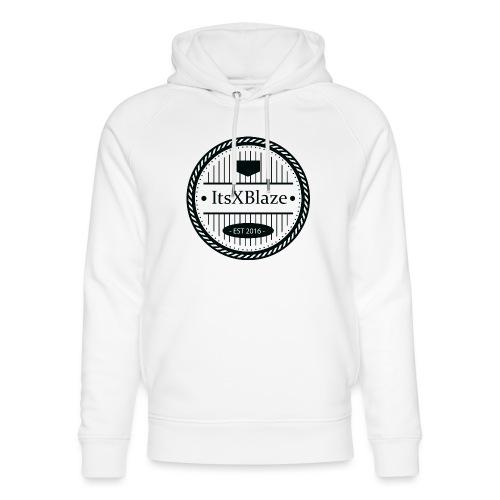 ItsXBlaze Logo 3 White V-Neck Option 1 - Uniseks bio-hoodie van Stanley & Stella