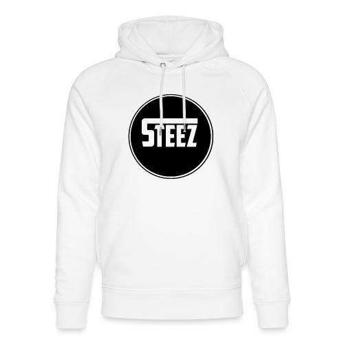 Steez t-Shirt black - Uniseks bio-hoodie van Stanley & Stella
