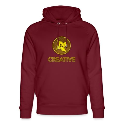 Creative logo shirt - Stanley & Stella unisex hoodie af økologisk bomuld